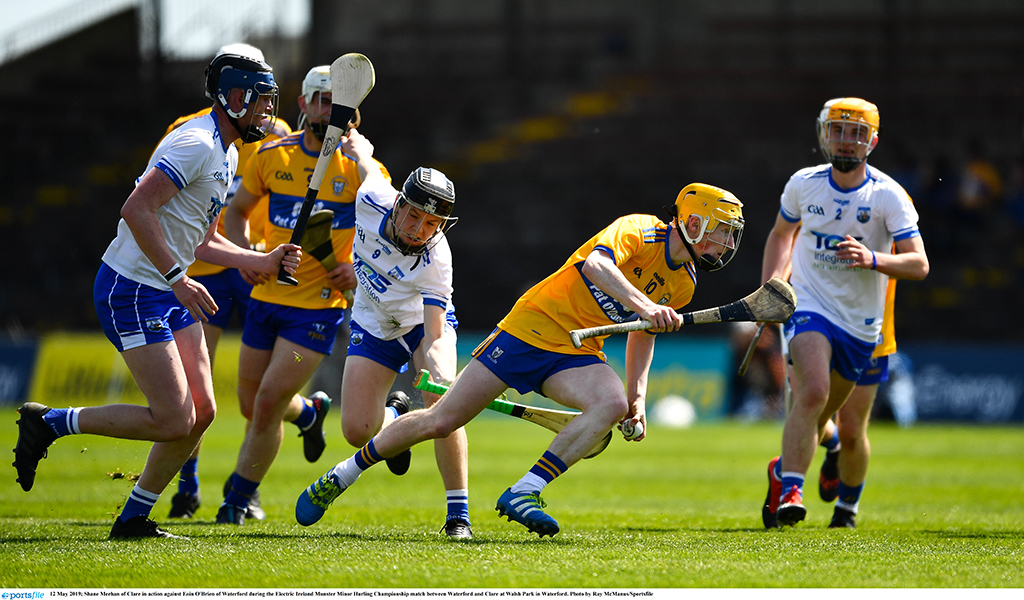 Waterford v Clare – Electric Ireland Munster Minor Hurling Championship